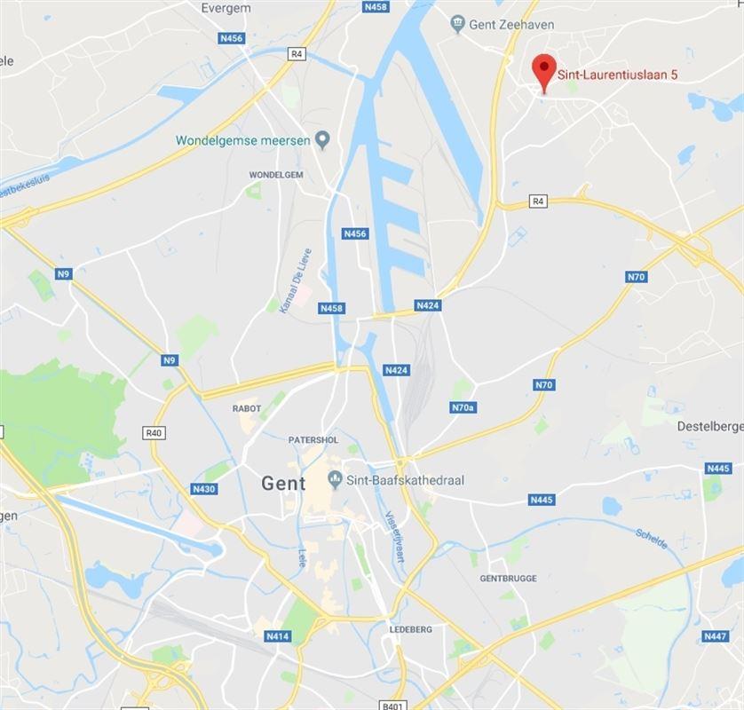 Foto 2 : Staanplaats te 9041 OOSTAKKER (België) - Prijs € 60