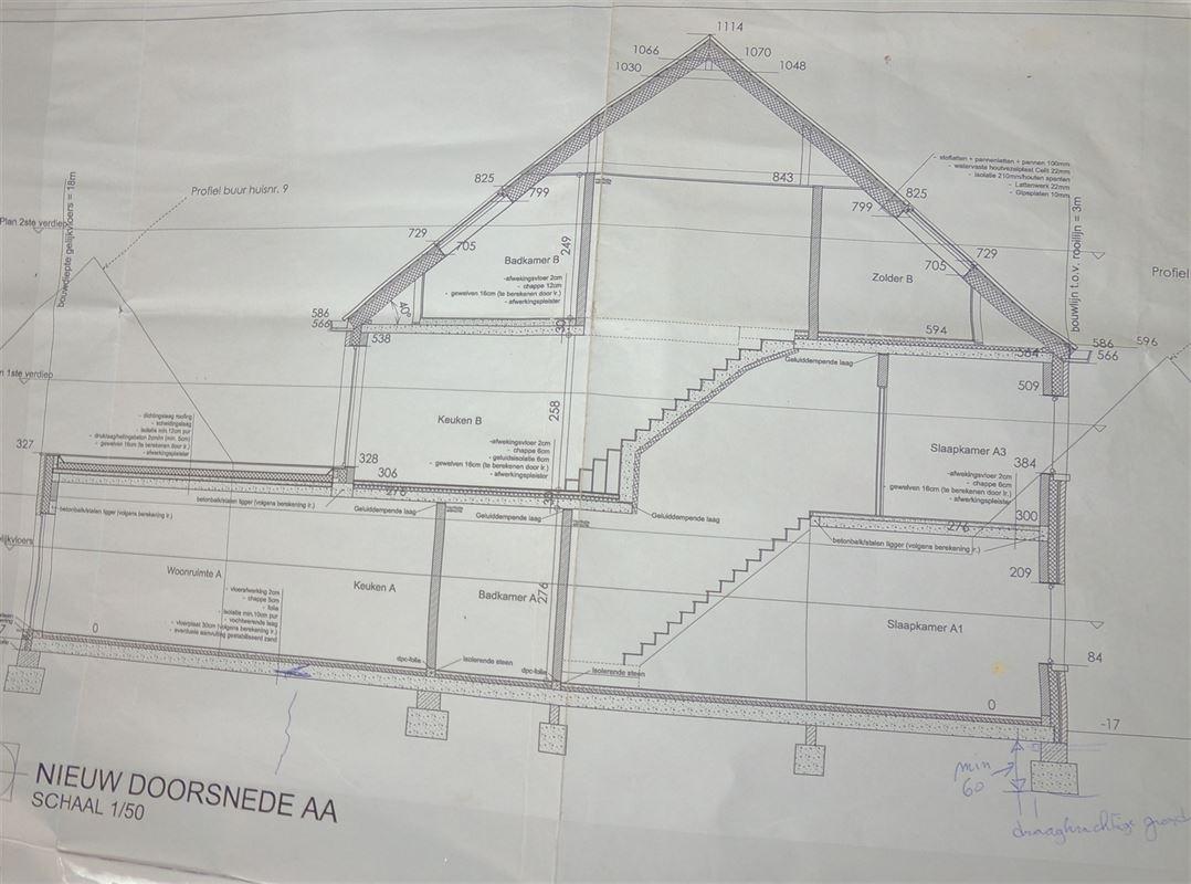 Foto 20 : Appartementsgebouw te 9041 Oostakker (België) - Prijs € 399.000