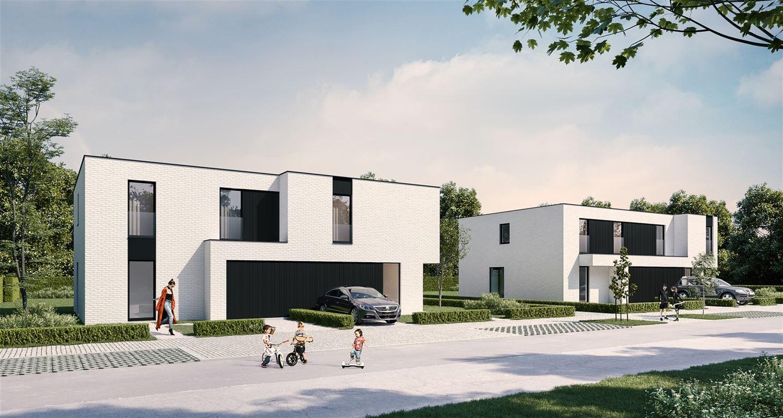 Foto 1 : Nieuwbouwhuizen te 9940 EVERGEM (België) - Prijs € 349.500