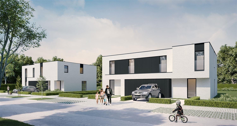 Foto 2 : Nieuwbouwhuizen te 9940 EVERGEM (België) - Prijs € 349.500