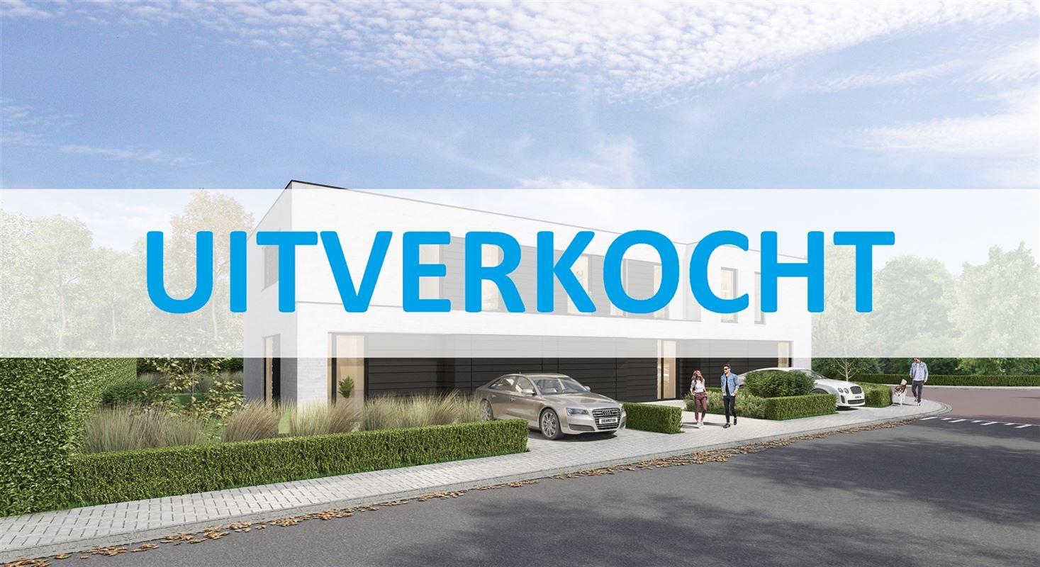Nieuwbouw : Verkavaling Doornwijk | Temse te Temse (9140) - Prijs Van € 285.280 tot € 307.520