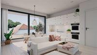 Foto 3 : Appartement te 3111 WEZEMAAL (België) - Prijs € 215.000
