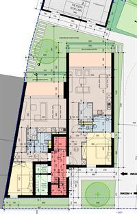 Foto 5 : Appartement te 3111 WEZEMAAL (België) - Prijs € 215.000