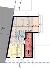 Foto 5 : Appartement te 3111 WEZEMAAL (België) - Prijs € 235.000