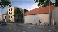 Foto 2 : Winkelruimte te 3111 WEZEMAAL (België) - Prijs € 329.000