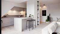Foto 2 : Penthouse te 2220 HEIST-OP-DEN-BERG (België) - Prijs € 372.519