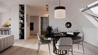 Foto 3 : Penthouse te 2220 HEIST-OP-DEN-BERG (België) - Prijs € 372.519