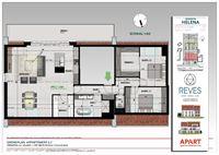 Foto 7 : Penthouse te 2220 HEIST-OP-DEN-BERG (België) - Prijs € 372.519