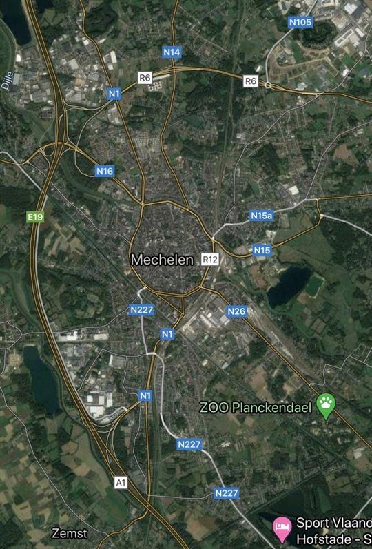 Investlaan Mechelen