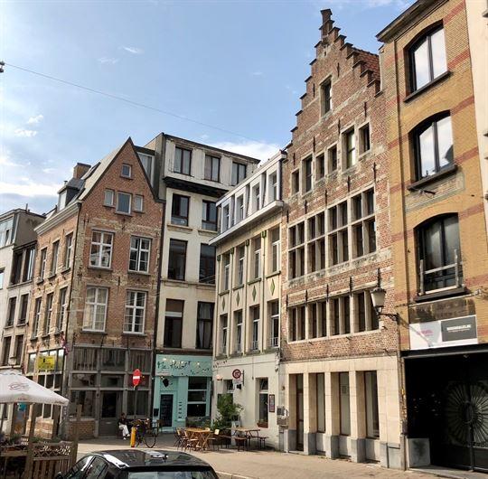Vlasmarkt 9 Antwerpen