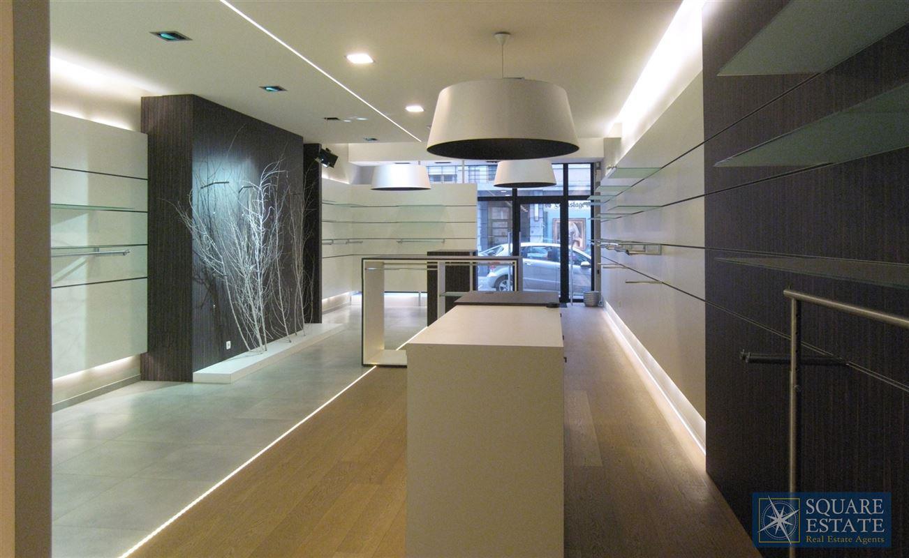 Foto 1 : Winkelruimte te 1780 WEMMEL (België) - Prijs € 2.200