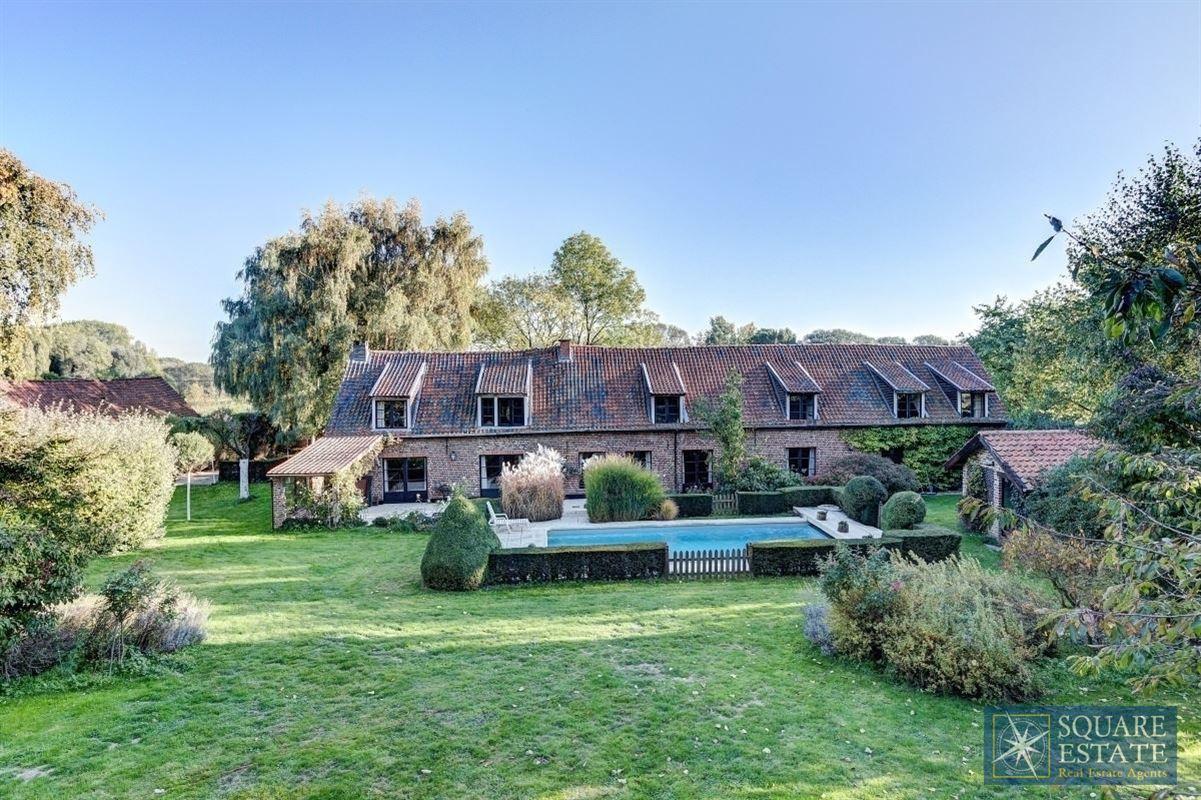 Foto 2 : Villa te 1785 MERCHTEM (België) - Prijs € 1.250.000