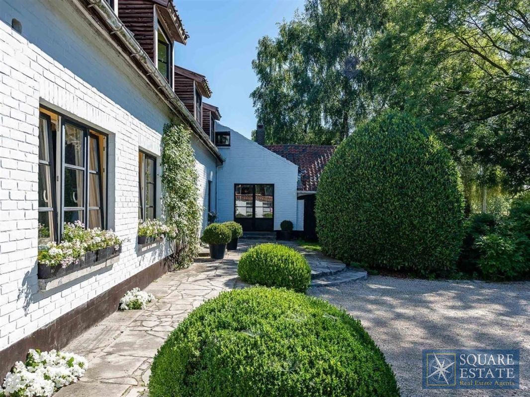 Foto 3 : Villa te 1785 MERCHTEM (België) - Prijs € 1.250.000