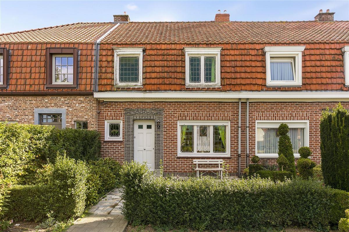 Foto 1 : Huis te 8530 HARELBEKE (België) - Prijs € 129.000