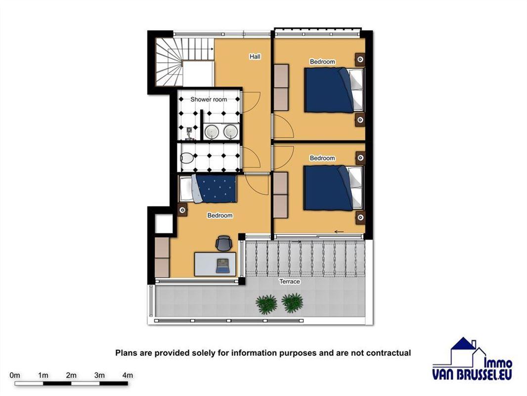 Image 3 : Appartement à 1180 UCCLE (Belgique) - Prix 435.000 €