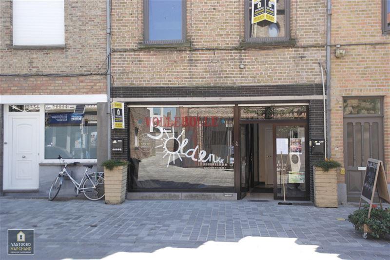 Foto 1 : winkelruimte te 8600 DIKSMUIDE (België) - Prijs Prijs op aanvraag