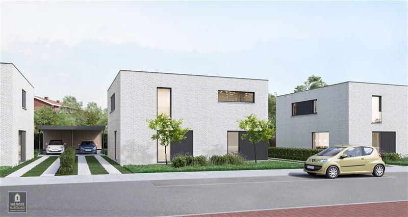Foto 1 : Half open woning te 8600 DIKSMUIDE (België) - Prijs € 238.487