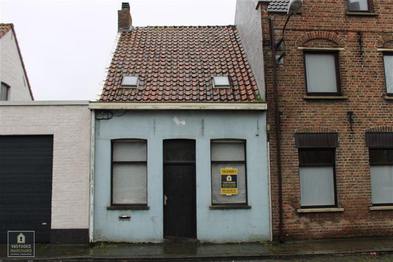 Foto 1 : Rijwoning te 8430 WILSKERKE (België) - Prijs € 123.000