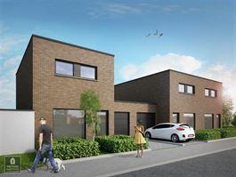 Rijwoning te 8610 KORTEMARK (België) - Prijs