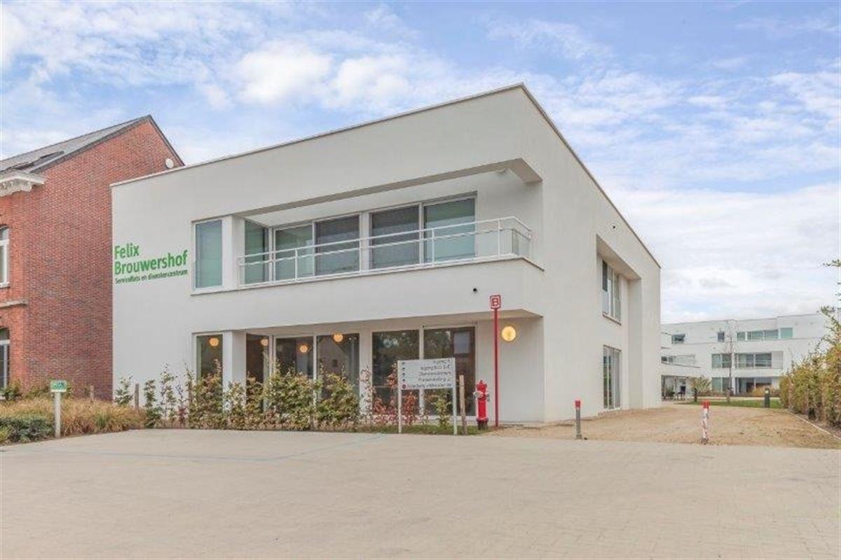 Ruime nieuwbouw serviceflat te koop te Onze-Lieve-Vrouw-Waver te koop te ONZE-LIEVE-VROUW-WAVER (2861)