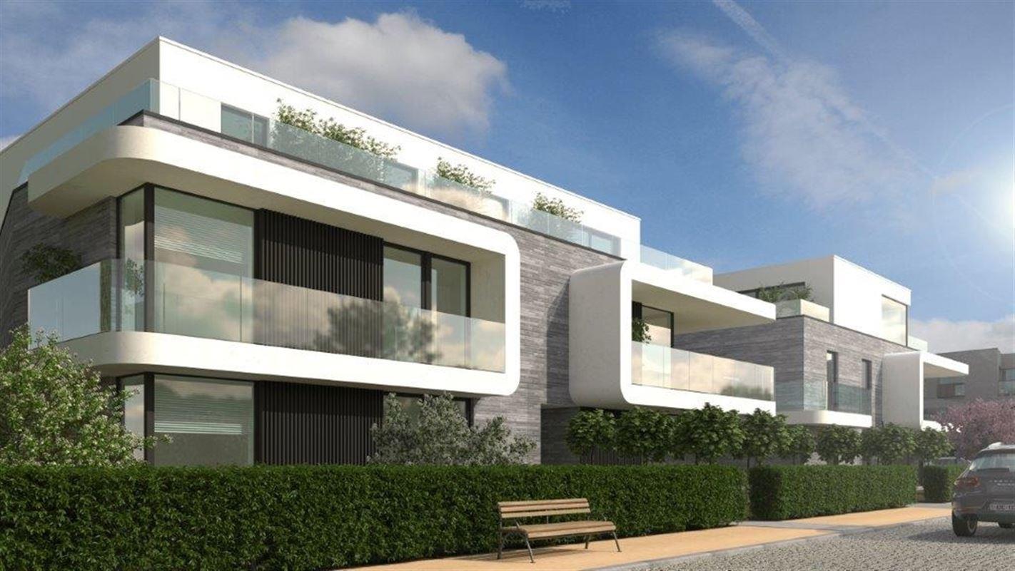 Nieuwbouwproject met ruime appartementen te Sint-Katelijne-Waver. te koop te SINT-KATELIJNE-WAVER (2860)