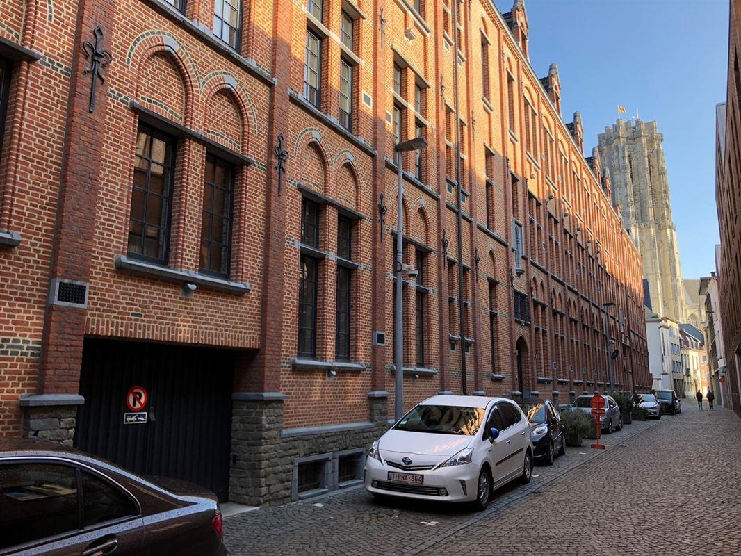 Prachtig, klassevol appartement in het centrum van Mechelen. te huur te MECHELEN (2800)