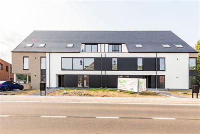 Nieuwbouwproject met uiterst kwalitatieve afwerking, gunstig gelegen in het centrum van Keerbergen. te koop te KEERBERGEN (3140)