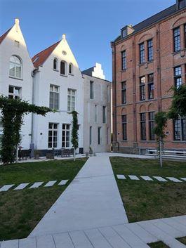 Prachtig, klassevol appartement in het centrum van Mechelen. te koop te MECHELEN (2800)
